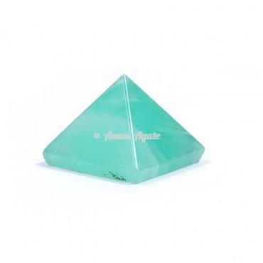 Flourite Pyramid