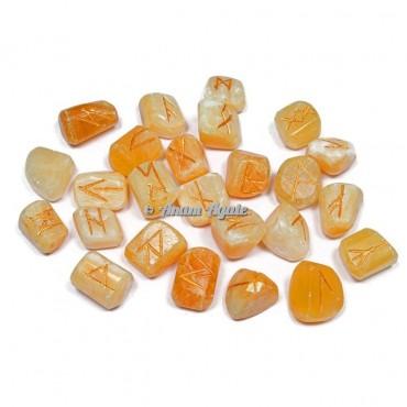 Calcite Orange Rune Set
