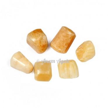 Calcite Tumbled Stones