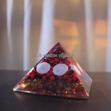 Unique Design Orgonite Pyramid