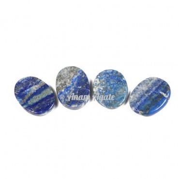 Lapis Lazuli Worry Stone